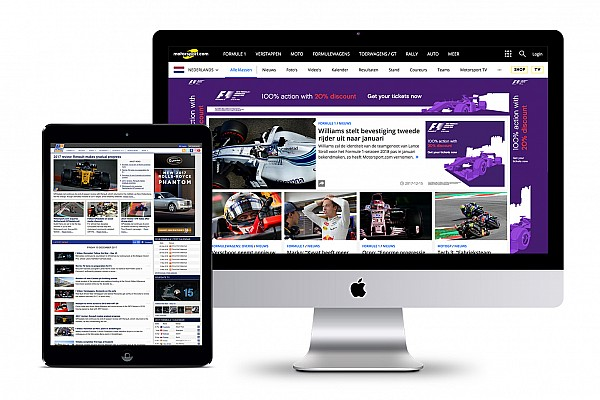 General Новини Motorsport.com Motorsport.com придбав нідерландський ресурс GPUpdate.net