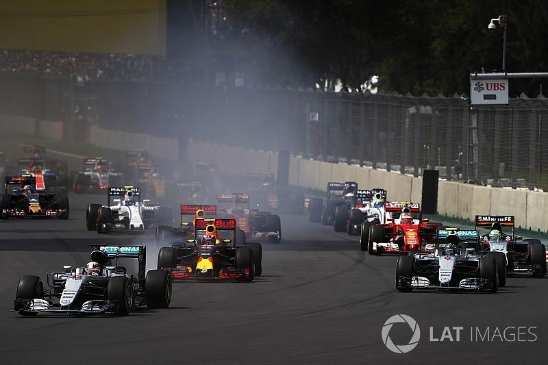 La FIA instala nuevos límites de pista en el trazado Hermanos Rodríguez