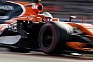 F1 McLaren cambia el motor de Vandoorne antes de la salida en Austin