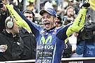 Finis kedua, Rossi: Saya harus lebih bodoh
