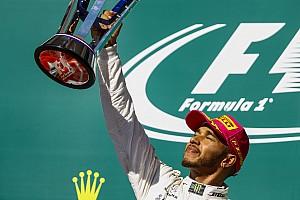 Formel 1 News Toto Wolff adelt Lewis Hamilton: