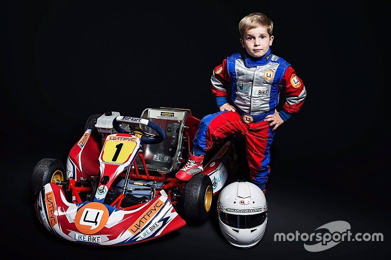 Макар Железняк має шанс потрапити у Формулу-1