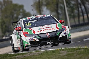 WTCC Race report Slovakia WTCC: Monteiro takes championship lead with opening race win
