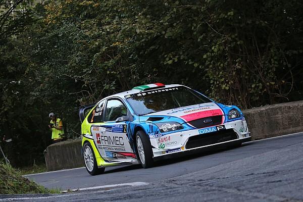 Campionato Italiano WRC Gara Marco Signor e Patrick Bernardi si laureano campioni italiani 2016