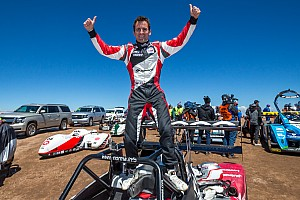 Hillclimb Race report Romain Dumas historic two-time winner at Pikes Peak !