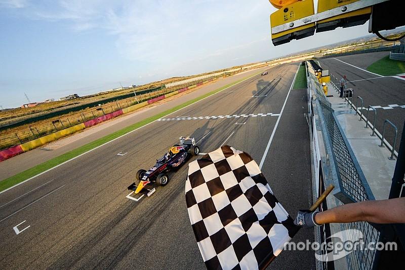 Drie uit drie voor Richard Verschoor in Spaans Formule 4