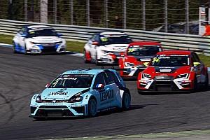 TCR Отчет о гонке Вернэ впервые победил в TCR