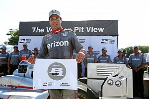 IndyCar Qualifying report Power beats Dixon to take pole at Road America