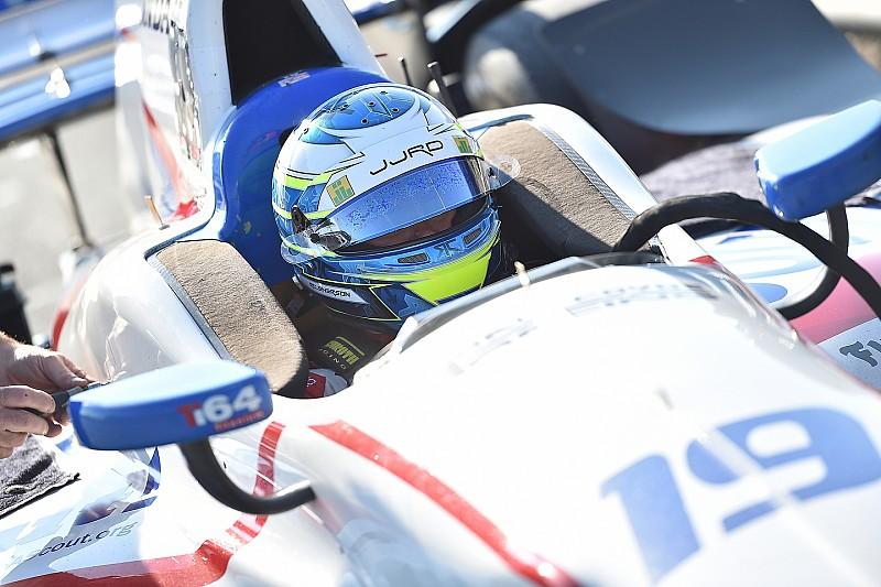 Енерсон повернеться на дві заключні гонки IndyCar в сезоні