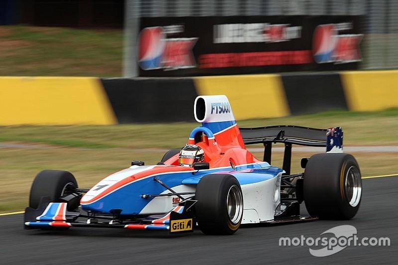 """Formula Thunder 5000 boss slams """"copycat"""" Supercars series"""