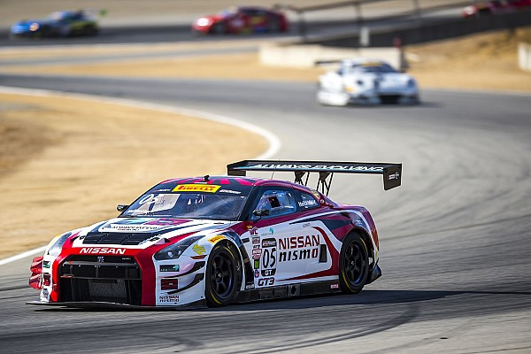 PWC Nissan GT-R NISMO returns to Pirelli World Challenge