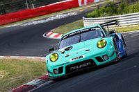 Pilet joins Falken Porsche team for VLN finale