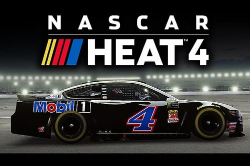 Kevin Harvick and Tony Stewart kick off launch of NASCAR Heat 4