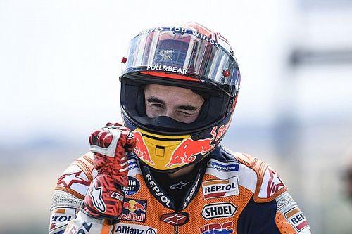 El GP de Alemania será un termómetro para Márquez