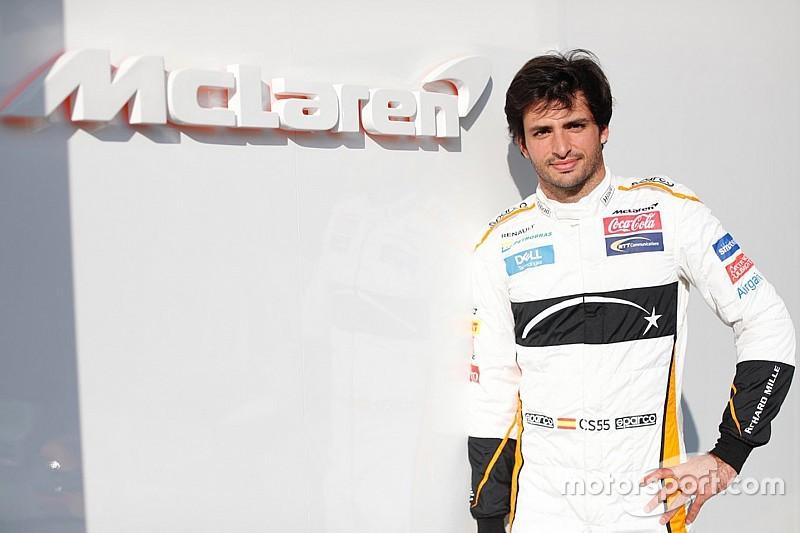 McLaren presentation convinced Sainz of recovery potential
