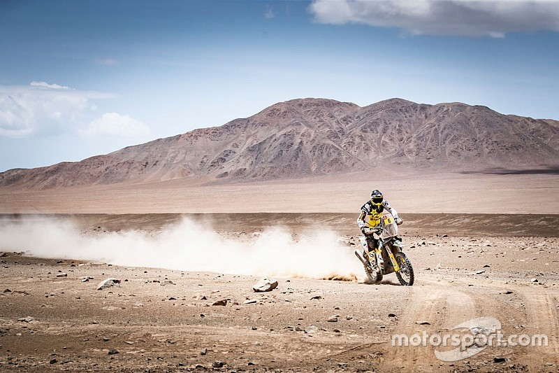 Dakar 2019, Stage 6: Quintanilla takes lead with win