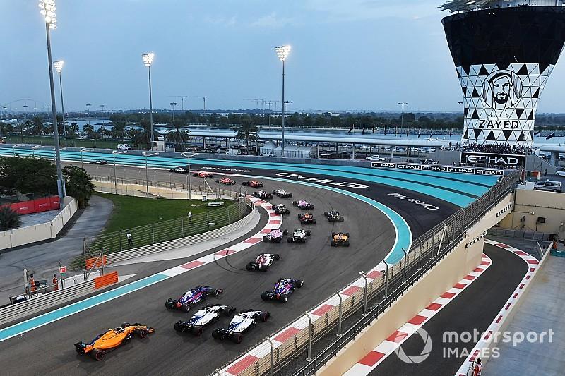 The Abu Dhabi Grand Prix as it happened