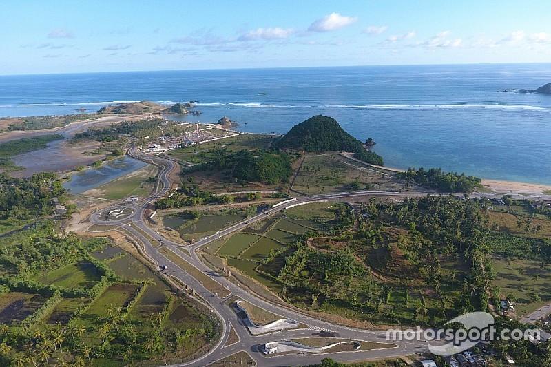 Contrat de trois ans pour le MotoGP en Indonésie à partir de 2021