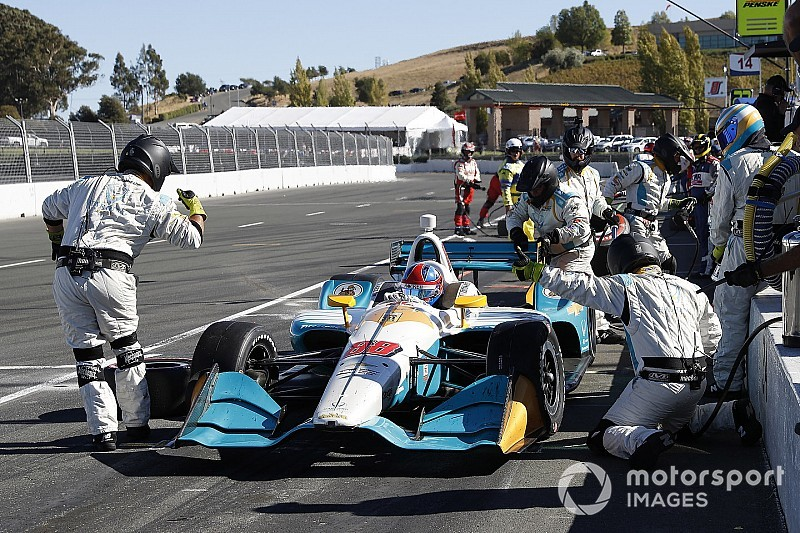 Andretti confirms technical partnership with Harding Steinbrenner