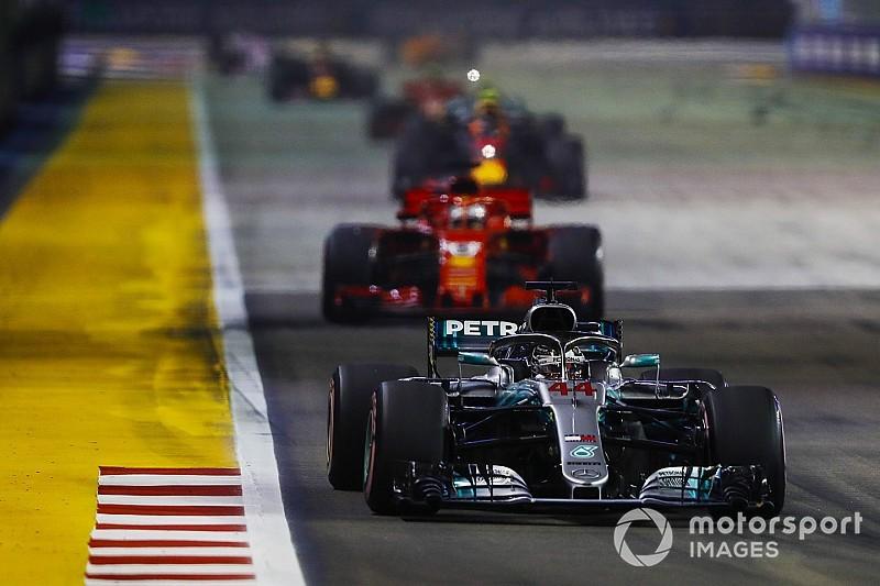 A Ferrari idei autója teljesen más, mint a 2017-es: lassúak voltak Szingapúrban