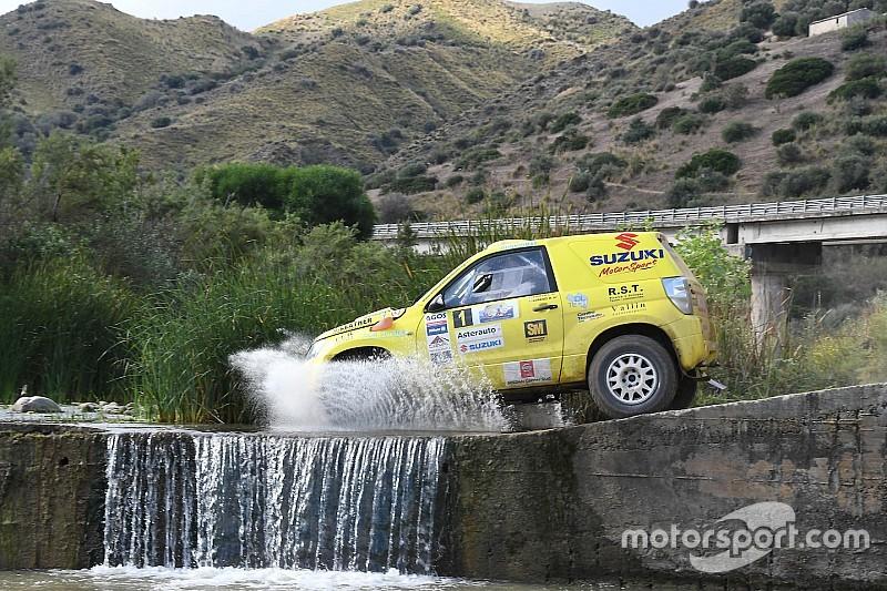 Suzuki Cross Country: Lorenzo Codecà trionfa alla Baja Terra del Sole