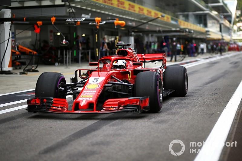 Bottas desconfía del ritmo que mostró Ferrari en Sochi