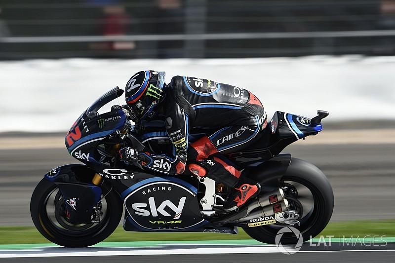 FP1 Moto2 San Marino: Bagnaia ungguli Navarro-Schrotter