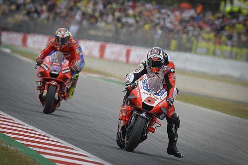 """Barcelone, """"une étape décisive"""" pour Ducati qui la craignait pourtant"""