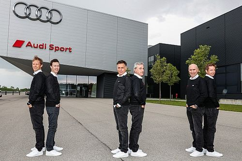 Oficial: Audi contará con Sainz, Peterhansel y Ekström en el Dakar 2022