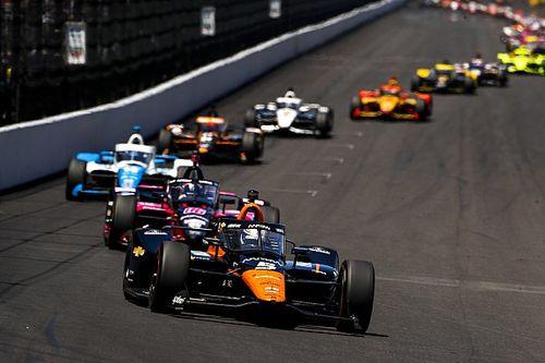O'Ward sobre su 4° lugar en Indy 500: no teníamos potencia al final