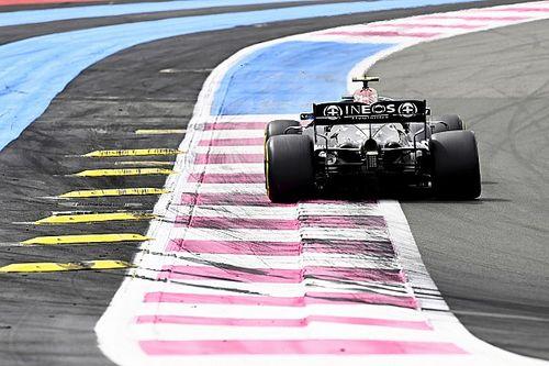 Pourquoi la FIA n'a pas enlevé les vibreurs contestés au Castellet