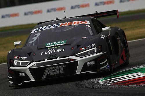 Monza DTM: Van der Linde edges Lawson to grab Race 2 pole