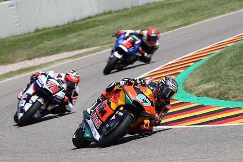 Triumph extends Moto2 engine supply deal for three more years