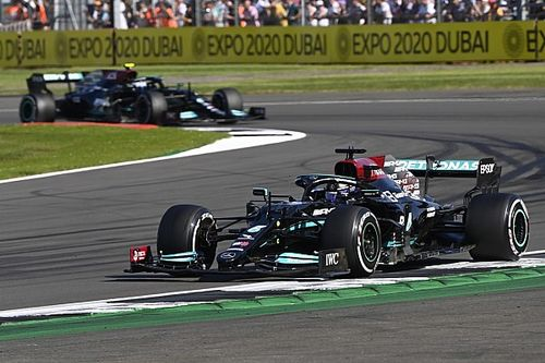 """Mercedes was """"absolutely desperate"""" to perform in British GP"""