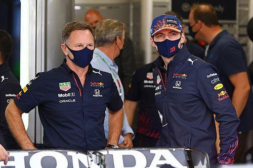 Horner: Verstappen shouldn't have been near Hamilton after slow pitstop