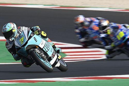 Fenati geeft zekere Moto3-zege in Misano weg, Foggia profiteert