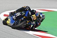Moto2: Marini fa tris a Barcellona, Di Giannantonio terzo