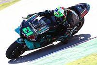 MotoGP: Morbidelli lidera sexta-feira na Catalunha apesar de queda