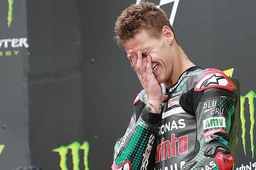 """Quartararo : """"Le meilleur moment de ma vie, mieux que Jerez"""""""