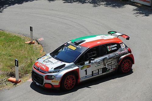 Crugnola vince la 'prima' con la Citroen al Rally del Casentino