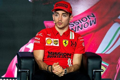 Leclerc spent more time than ever at Ferrari in F1 2021 build-up