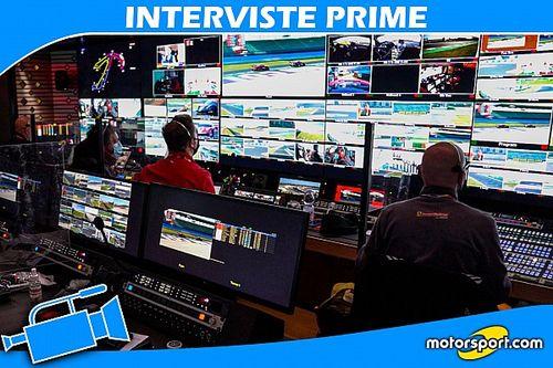 Finali Mondiali Ferrari: il backstage visto dalla regia tv