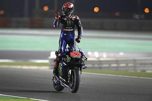 Kemenangan MotoGP Doha Paling Spesial bagi Quartararo