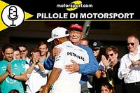 Podcast: 2013, come Lauda cambiò il nuovo corso Mercedes