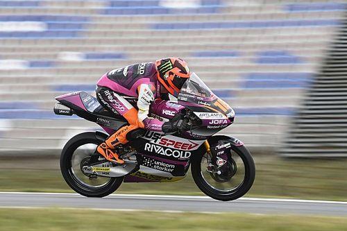 Moto3 Portimao: Migno pole pozisyonunda, Deniz Öncü 7. sırada