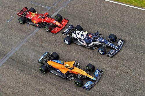 Sainz: Ferrari Masih Kalah Cepat dari McLaren
