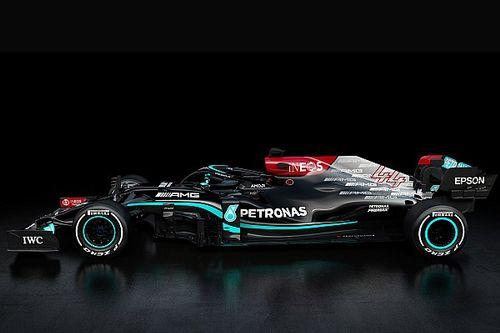 Ubahan Aerodinamika yang Bikin Mercedes W12 Berbeda