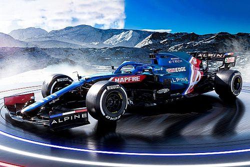 Ocon espère que l'Alpine va conserver sa vitesse de pointe