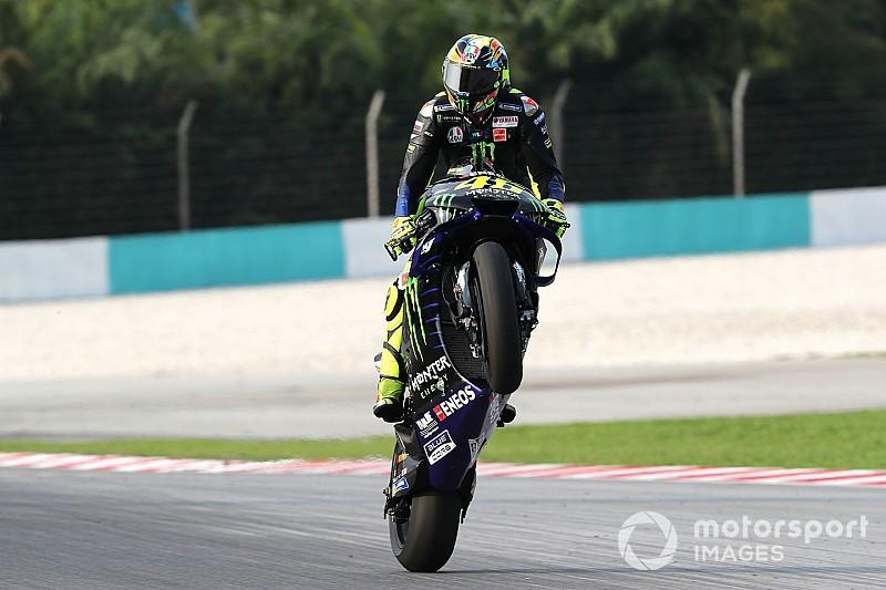 """Rossi: """"El día que realmente me crea eso de que me hago mayor envejeceré de golpe"""""""