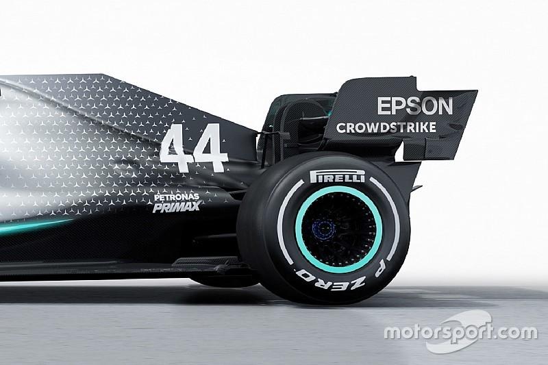 Mercedes met gloednieuwe motor in F1-seizoen 2019